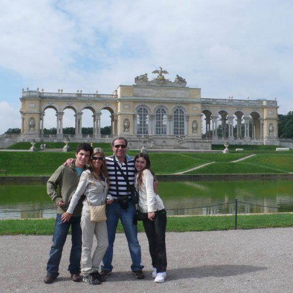 Viena e Praga
