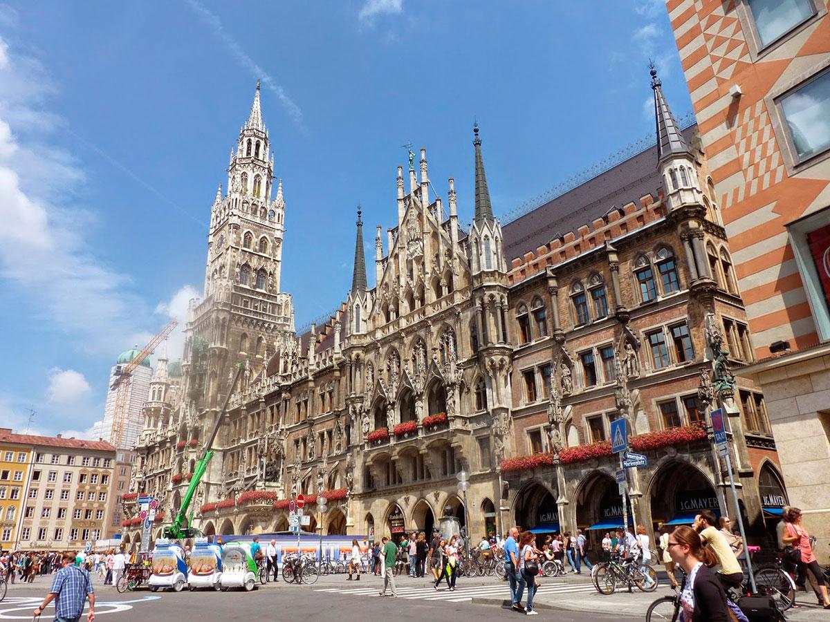 Diário de Viagem Alemanha- Parte 4- Munique