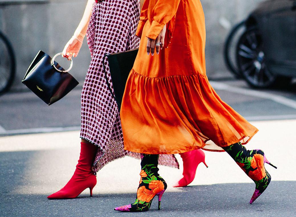 7 Looks Com Sapatos Coloridos Para Enfrentar o Outono Inverno 8b428bedaa63e