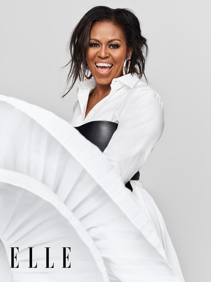 michelle-obama-54-anos-capa-da-revista-elle-de-dezembro