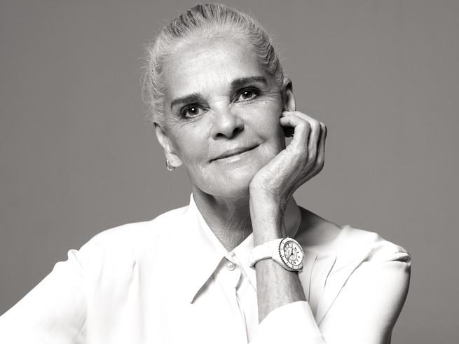 Ali Mac Raw Nova Musa da Chanel aos 80 anos